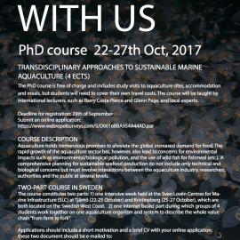 Ph.D. Course