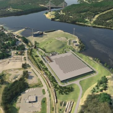 Vem vill bli störst? Nya planer för en 50 000 ton RAS laxodling i Maine, USA